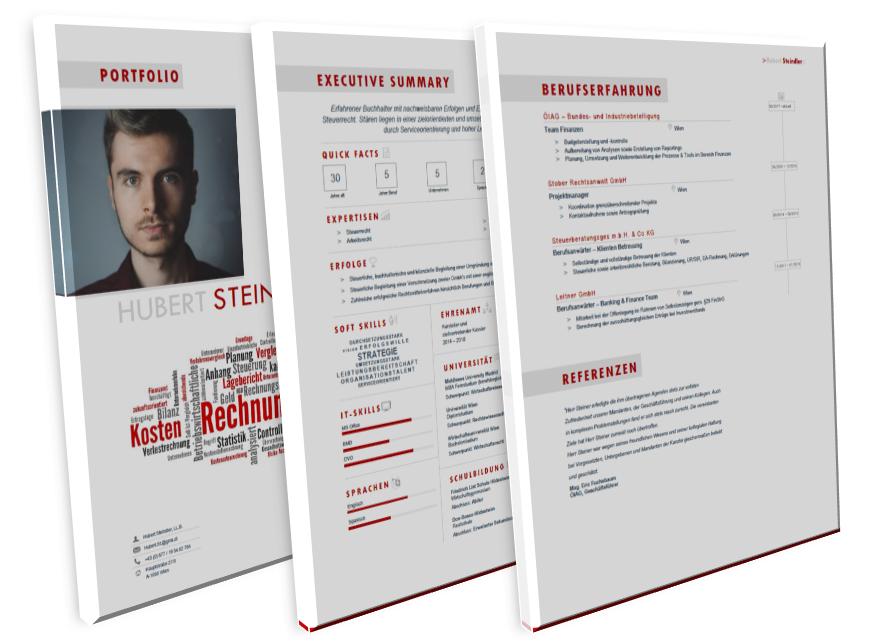 Bewerbung Muster, Lebenslauf Vorlage, | CV design
